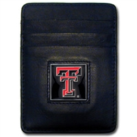 Texas Tech Red Raiders Money Clip/Card Holder