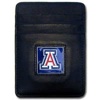 Arizona Wildcats Money Clip/Card Holder