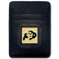 Colorado Buffaloes Money Clip/Card Holder