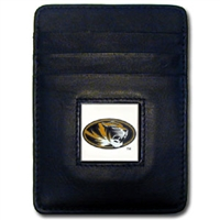 Missouri Tigers Money Clip/Card Holder