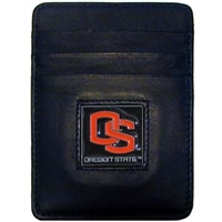 Oregon State Beavers Money Clip/Card Holder