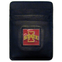 Iowa State Cyclones Money Clip/Card Holder