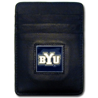 BYU Cougars Money Clip/Card Holder