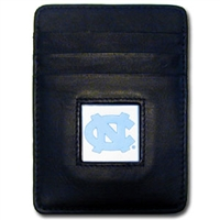 North Carolina Tar Heels Money Clip/Card Holder