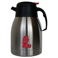Mississippi Rebels Coffee Carafe