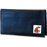 Washington State Cougars Deluxe College Checkbook Cover