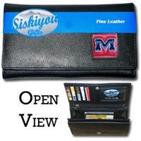 College Ladies Wallet - Ole Miss Rebels