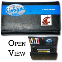 Washington State Cougars Ladies Wallet