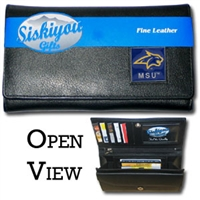 Montana State Bobcats Ladies Wallet