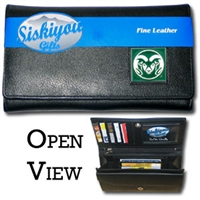 College Ladies Wallet - Colorado State Rams