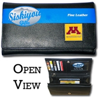 College Ladies Wallet - Minnesota Golden Gophers