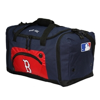 Boston Red Sox MLB Roadblock Duffle Bag