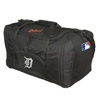 Detroit Tigers MLB Roadblock Duffle Bag