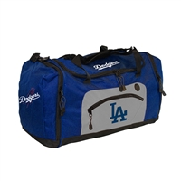 Los Angeles Dodgers MLB Roadblock Duffle Bag