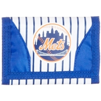 New York Mets MLB Chamber Wallet