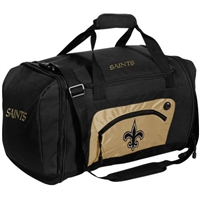 New Orleans Saints NFL Roadblock Duffle Bag