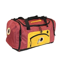 Washington Redskins NFL Roadblock Duffle Bag