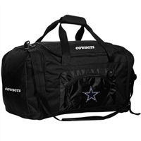 Green Bay Packers NFL Roadblock Duffle Bag (Black)