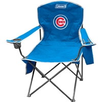 Chicago Cubs MLB Cooler Quad Tailgate Chair