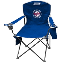 Minnesota Twins MLB Cooler Quad Tailgate Chair
