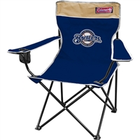 Milwaukee Brewers MLB Broadband Quad Tailgate Chair
