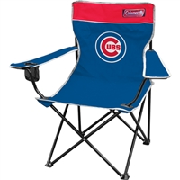 Chicago Cubs MLB Broadband Quad Tailgate Chair