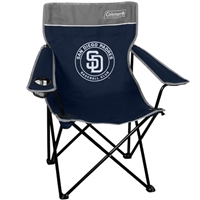 San Diego Padres MLB Broadband Quad Chair
