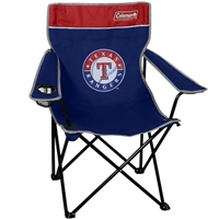 Texas Rangers MLB Broadband Quad Chair