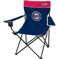 Minnesota Twins MLB Broadband Quad Tailgate Chair