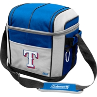 Texas Rangers MLB 24 Can Soft Side Cooler