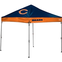 Chicago Bears NFL 10' x 10' Straight Leg Shelter