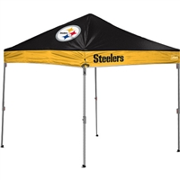 Pittsburgh Steelers NFL 10' x 10' Straight Leg Shelter