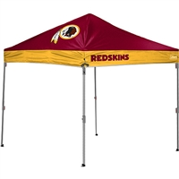 Washington Redskins NFL 10' x 10' Straight Leg Shelter