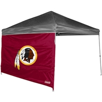 Washington Redskins NFL 10' x 10' Straight Leg Shelter Side Wall