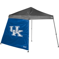 Kentucky Wildcats NCAA Slant Leg Shelter Side Wall