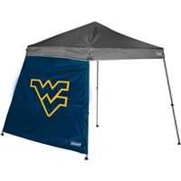 West Virginia Mountaineers NCAA Slant Leg Shelter Side Wall
