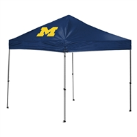 Michigan Wolverines NCAA 9' x 9' Straight Leg Canopy
