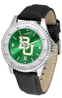 Baylor Bears Competitor AnoChrome Watch, Poly/Leather Band