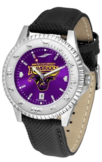Minnesota Mavericks Competitor AnoChrome Watch, Poly/Leather Band