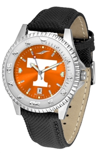 Tennessee Volunteers Competitor AnoChrome Watch, Poly/Leather Band