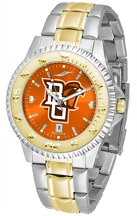 Bowling Green Falcons Competitor Anochrome Dial Two Tone Band Watch