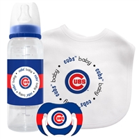 Chicago Cubs MLB Baby Gift Set