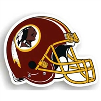 Washington Redskins NFL 12 Car Magnet""