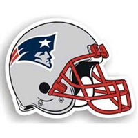 New England Patriots NFL 12 Car Magnet""