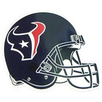 Houston Texans NFL 12 Car Magnet""