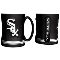 Chicago White Sox MLB Coffee Mug - 15oz Sculpted (Single Mug)