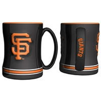 San Francisco Giants MLB Coffee Mug - 15oz Sculpted (Single Mug)
