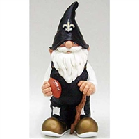 New Orleans Saints NFL 11 Garden Gnome""