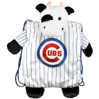 Chicago Cubs MLB Plush Mascot Backpack Pal