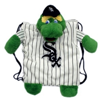 Chicago White Sox MLB Plush Mascot Backpack Pal
